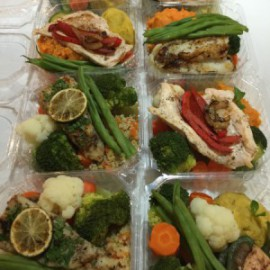 Superfood Fitness Meal Catering